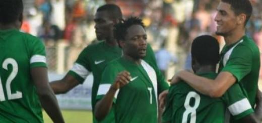 Nigeria vs Chad 2017 AFCON qualifiers